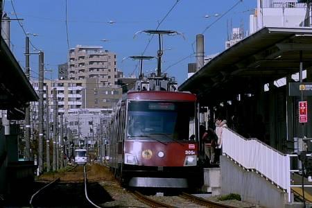20171202松原旧塗装電車.JPG